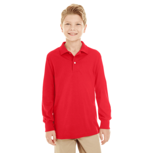 custom-embroidered-youth-polos